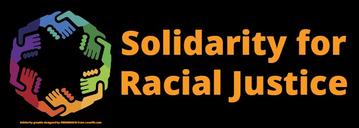 Solidarity statement header